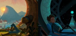 Broken Age, exploration de l'âge con