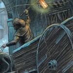 La compagnie noire : les livres du nord, crapahutage mouvementé