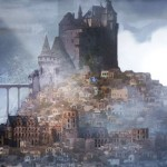 Havrefer Tome 1 : Le héraut de la tempête, Ville fantôme