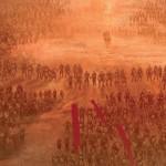 Le septième guerrier-mage, 300 à la montagne