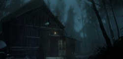 Until dawn, quantic reality