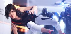 Mirror's Edge Catalyst, pur flow