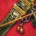 Le seigneur de l'Arc d'Argent, Gemmell homérique