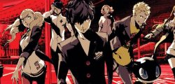 Persona 5, Style and silliness