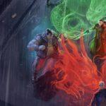 Les gardiens célestes, Menu dégustation