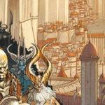 La pierre du chaos 1 : Le sang des ruines, Bellum prologus