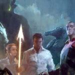 Paternus : Rise of gods, American Gods of la bagarre