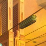 Le mystère du tramway hanté, Le Caire nid d'esprits